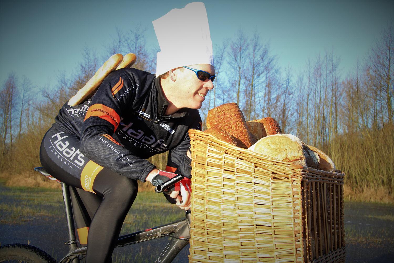 Wilfred Haafs ook in appeltaarten Meester Boulanger