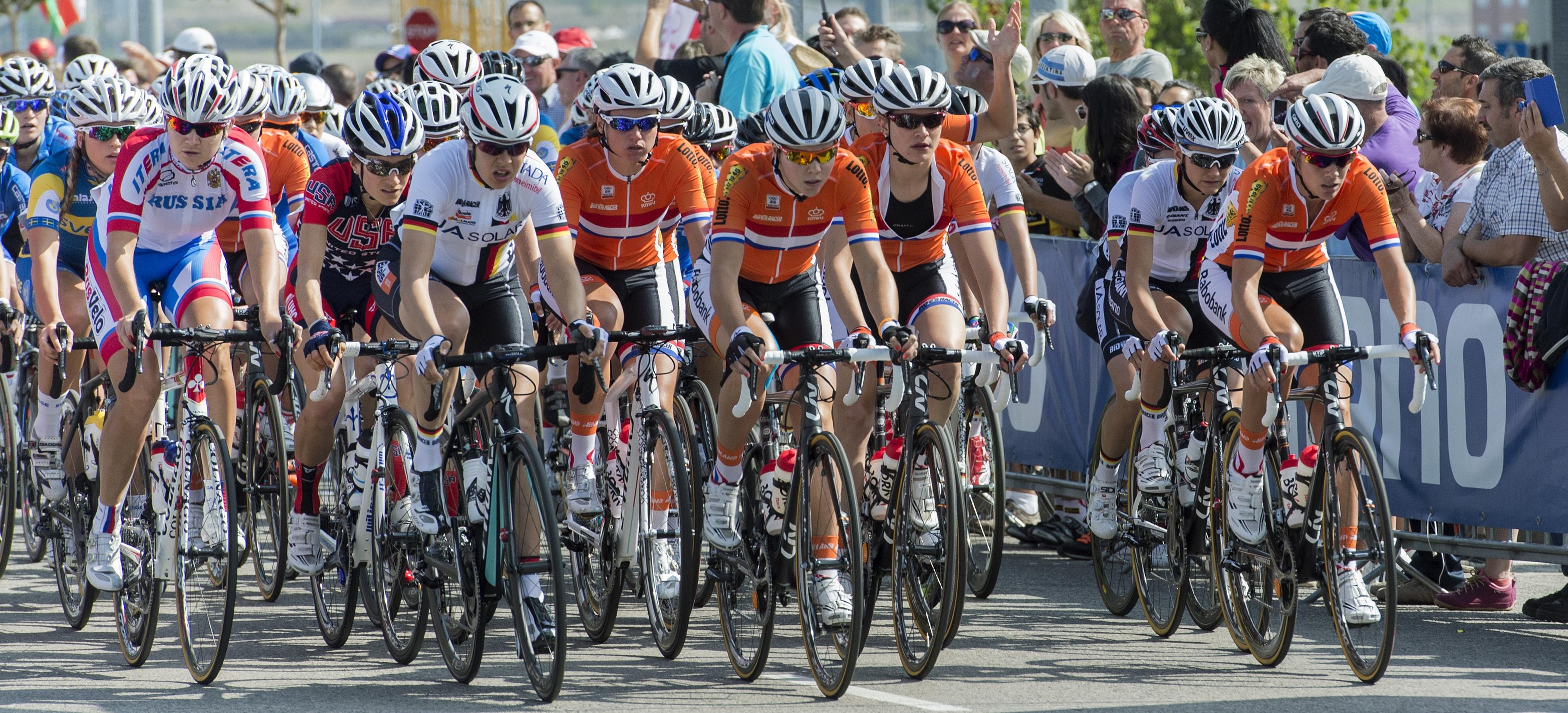 WK Wielrennen in Groningen en Drenthe! Hoe staat het ervoor?