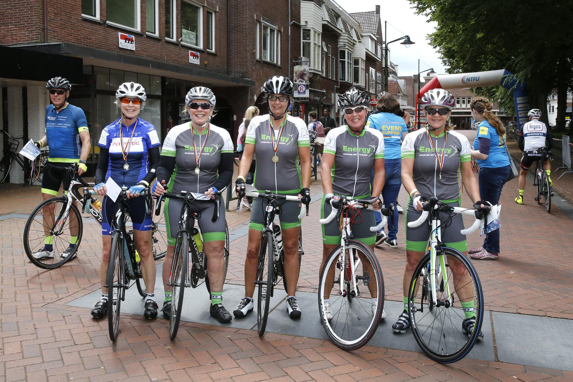 fietsteam sportcentrum energy haren