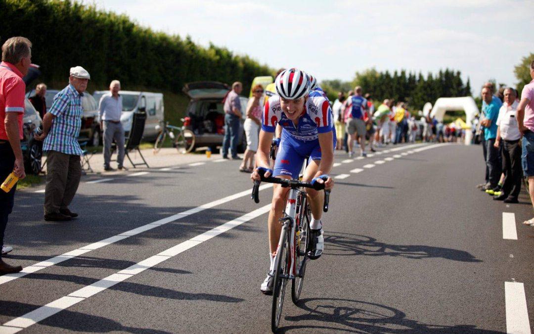 Ex-profwielrenner Stefan Poutsma over zijn mooiste sportbeleving
