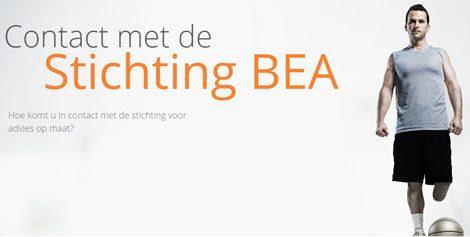 Stichting BEA ondersteunt Handbike