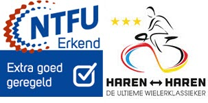 Haren-Haren, fietsen tijdens onze toertocht van Haren Groningen (NL) naar Haren Ems (D) en weer terug.