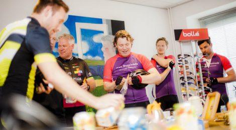 Haren-Haren fietsclinic in samenwerking met PlasBossinade Advocaten en Notarissen