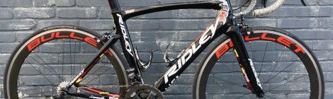 Bike Life Roden heeft topfietsen van Ridleys in huis, o.a. de teamfiets van André Greipel