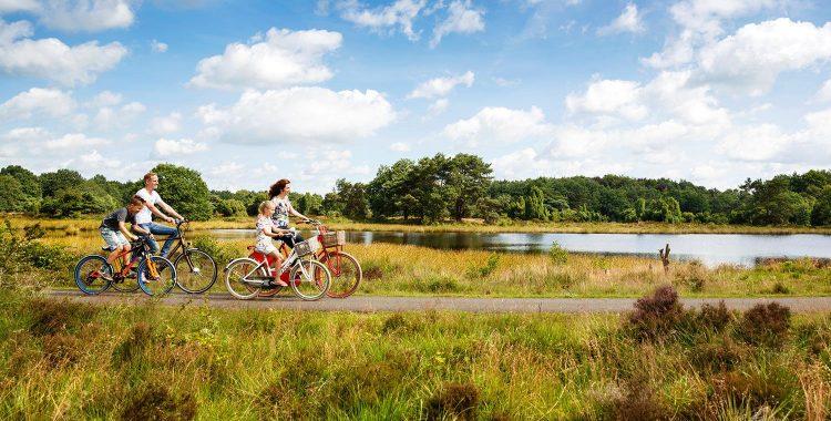Fietsen door Groningen en Drenthe