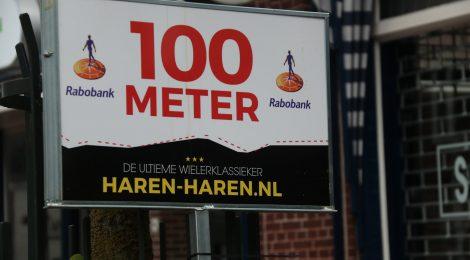 Rabobank Stad & Midden Groningen ondersteunt fietsevenement Haren-Haren