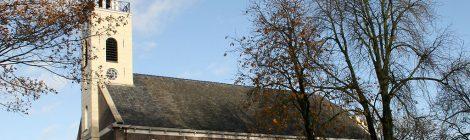 Haren-Haren route gaat langs Margarethakerk te Odoorn